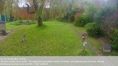 view from Wembury, Devon. Garden Cam on 2018-11-08