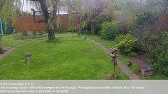 view from Wembury, Devon. Garden Cam on 2019-04-14