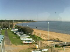 view from Cowes Yacht Club - West on 2019-06-08