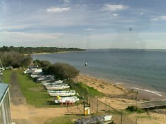 view from Cowes Yacht Club - West on 2019-06-17
