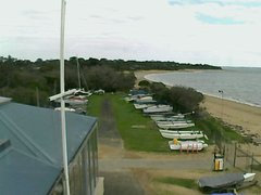 view from Cowes Yacht Club - West on 2019-08-05