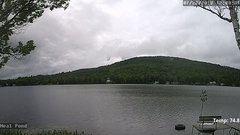 view from Neal Pond on 2018-07-23