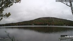 view from Neal Pond on 2018-10-01