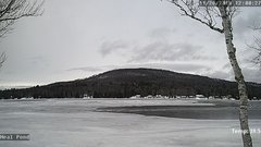 view from Neal Pond on 2018-11-26