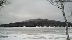 view from Neal Pond on 2018-12-01
