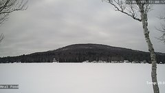 view from Neal Pond on 2018-12-09