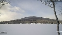 view from Neal Pond on 2019-01-11