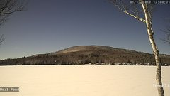 view from Neal Pond on 2019-01-12