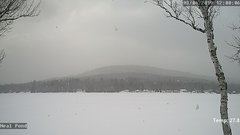 view from Neal Pond on 2019-03-04