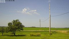 view from Ewing, Nebraska (west view)   on 2018-07-12