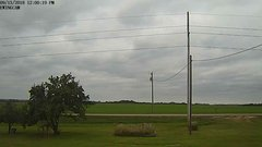 view from Ewing, Nebraska (west view)   on 2018-09-13