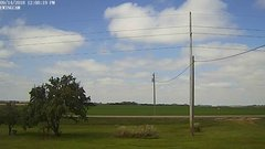 view from Ewing, Nebraska (west view)   on 2018-09-14
