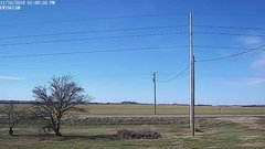 view from Ewing, Nebraska (west view)   on 2018-11-16