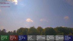 view from MeteoLive webcam SEREMANGE ERZANGE FR57 on 2018-07-23
