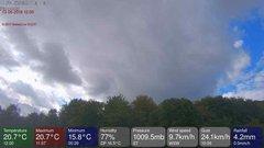 view from MeteoLive webcam SEREMANGE ERZANGE FR57 on 2018-08-13