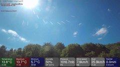 view from MeteoLive webcam SEREMANGE ERZANGE FR57 on 2019-05-16