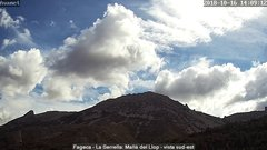 view from Fageca - El Comtat on 2018-10-16
