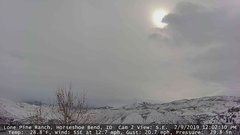 view from Horseshoe Bend, Idaho CAM2 on 2019-02-09