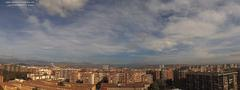 view from LOGROÑO SUR on 2018-10-12