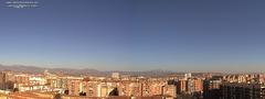 view from LOGROÑO SUR on 2019-02-13