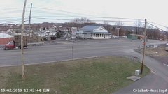 view from William Penn Highway on 2019-02-10