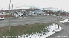 view from William Penn Highway on 2019-02-17