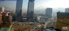 view from Sarajevo on 2019-02-18