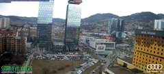 view from Sarajevo on 2019-03-07