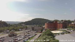 view from Highland Park Hose Co. #2 on 2018-09-20