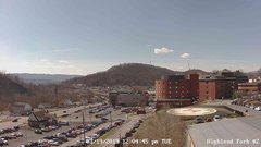 view from Highland Park Hose Co. #2 on 2019-03-19