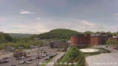 view from Highland Park Hose Co. #2 on 2019-05-11