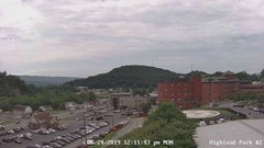 view from Highland Park Hose Co. #2 on 2019-06-24