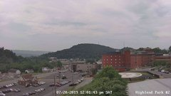 view from Highland Park Hose Co. #2 on 2019-07-20