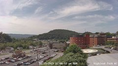 view from Highland Park Hose Co. #2 on 2019-08-19