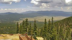 view from Angel Fire Valley on 2018-07-19
