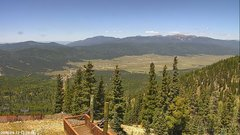 view from Angel Fire Valley on 2018-09-12