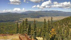 view from Angel Fire Valley on 2018-09-22