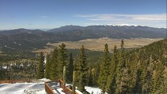 view from Angel Fire Valley on 2018-11-07