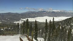 view from Angel Fire Valley on 2018-11-13