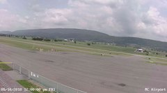 view from Mifflin County Airport (west) on 2018-08-10