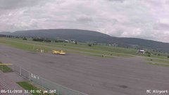 view from Mifflin County Airport (west) on 2018-08-11