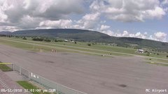 view from Mifflin County Airport (west) on 2018-08-12