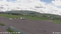 view from Mifflin County Airport (west) on 2018-08-13