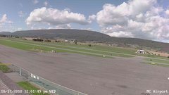 view from Mifflin County Airport (west) on 2018-10-17