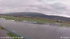 view from Mifflin County Airport (west) on 2018-11-26