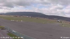 view from Mifflin County Airport (west) on 2018-12-06