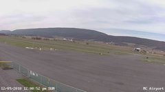 view from Mifflin County Airport (west) on 2018-12-09