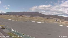 view from Mifflin County Airport (west) on 2019-02-08