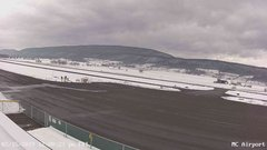 view from Mifflin County Airport (west) on 2019-02-15