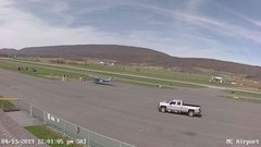 view from Mifflin County Airport (west) on 2019-04-13